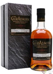 "GlenAllachie Single cask 1989 "" Cask 101217 "" aged 28y Speyside whisky 45.8% vol. 0.70 l"