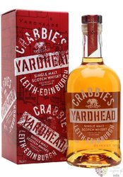 "John Crabbies "" Yeardhead "" blended malt whisky of England 40% vol.  0.70 l"