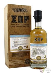 "Bruichladdich 1991 "" XOP "" aged 25 years Islay whisky Douglas Laing & Co 54.6% vol.  0.70 l"