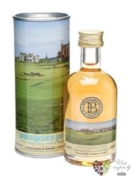 "Bruichladdich golf edition "" Links "" Single malt Islay whisky 46% vol.  0.05 l"