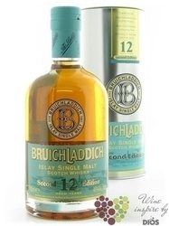 Bruichladdich 17 years old Single malt Islay whisky 46% vol.    0.20 l