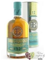 Bruichladdich 17 years old Single malt Islay whisky 46% vol.    0.20 l