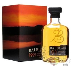 Balblair 1991 Single malt Highland Scotch whisky 43% vol.    0.05 l