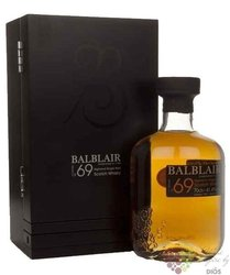 Balblair 1969 single malt Highland whisky 41.4% vol.  0.70 l