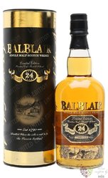 Balblair 1979 aged 24 years Single malt Hihgland whisky 46% vol.  0.70 l