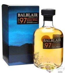 Balblair 1997 single malt Highland Scotch whisky 46% vol.    0.05 l