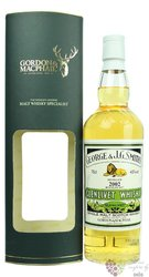 "Glenlivet 2002 "" Gordon & MacPhail Distillery label "" Speyside single malt whisky 43% vol.  0.70"