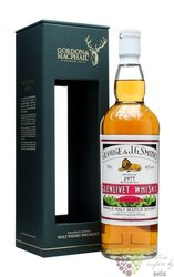 "Glenlivet 1977 "" Rare vintage of Gordon & MacPhail "" Speyside single malt whisky 43% vol.   0.70"