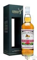 "Glenlivet 1966 "" Rare vintage of Gordon & MacPhail "" Speyside single malt whisky 43% vol.   0.70"