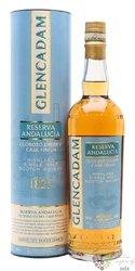 "Glencadam "" Reserva Andalucia "" Highland whisky 46% vol.  0.70 l"