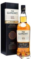 """Glenlivet Master distiller´s reserve II. """" Triple cask blend """" Speyside whisky 40% vol.  1.00 l"""