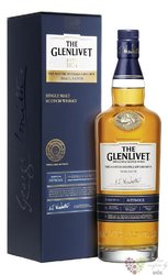 "Glenlivet Master distiller´s reserve "" Small batch "" single malt Speyside whisky 40% vol.  0.70 l"
