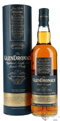 "GlenDronach Cask strength "" Batch 3 "" single malt Speyside whisky 54.9% vol.   0.70 l"