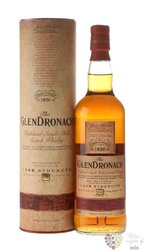 "GlenDronach Cask strength "" Batch 5 "" single malt Speyside whisky 55.3% vol.   0.70 l"