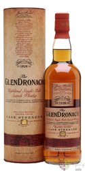 "GlenDronach Cask strength "" Batch 6 "" single malt Speyside whisky 56.1% vol.  0.70 l"