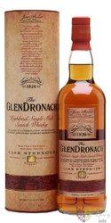 """GlenDronach """" Cask strength batch 5 """" single malt Speyside whisky 56.1% vol.  0.70 l"""