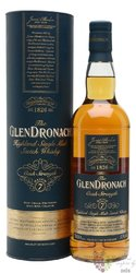 "GlenDronach Cask strength "" Batch 7 "" single malt Speyside whisky 57.9% vol.  0.70 l"