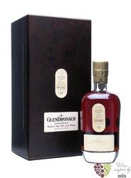 """GlenDronach """" Grandeur batch 4 """" aged 31 years single malt Speyside whisky 46% vol.    0.70 l"""