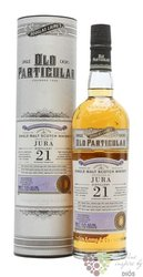 "Jura 1992 "" Douglas Laing & Co Old Particular "" aged 21 years Jura whisky 52.1%vol.  0.70 l"