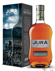 "Jura "" Destiny Peated "" single malt Jura whisky 40% vol.  0.70 l"