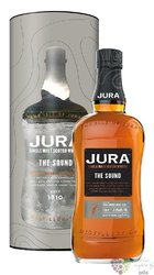 "Jura Sherry collection "" the Sound "" single malt Jura whisky 41.5% vol.  1.00 l"