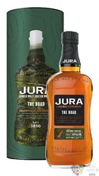 "Jura Sherry collection "" the Road "" single malt Jura whisky 43.6% vol.  1.00 l"