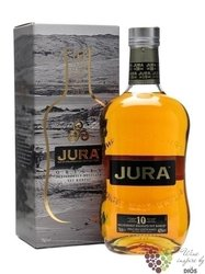 Isle of Jura aged 10 years single malt Jura whisky 40% vol.  1.00 l