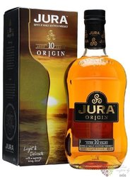 Isle of Jura aged 10 years single malt Jura Island whisky 40% vol.    0.70 l