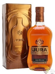 "Jura "" Diurach´s own "" aged 16 years metal box single malt Jura whisky 40% vol.0.70 l"