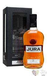 "Isle of Jura "" 200 Anniversary "" aged 21 years single malt Islands whisky 44% vol.    0.70 l"