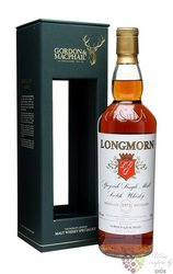 "Longmorn 1973 "" Gordon & MacPhail Rare vintage "" Speyside whisky 43% vol.   0.70 l"