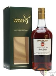"Longmorn 1966 "" Gordon & MacPhail reserve "" aged 44 years Speyside whisky 44.3%vol.   0.70 l"