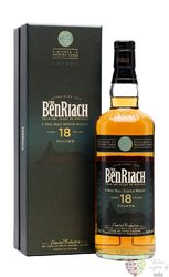 "BenRiach "" Latada madeira wood "" aged 18 years Speyside single malt whisky 50% vol.  0.70 l"