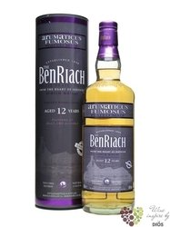 "BenRiach "" Arumaticus Fumosus "" aged 12 years peated malt whisky 46% vol.  0.70l"