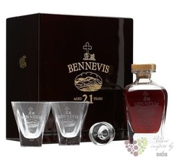 Ben Nevis 1990 aged 21 years single malt Highland whisky 59.8% vol.  0.70 l