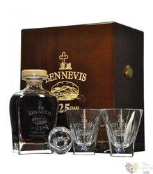Ben Nevis 25 years old single malt Highland whisky 54%vol.  0.70 l