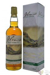 "McDonald´s "" Glencoe "" aged 8 years blended malt Scotch whisky 58% vol.   0.70 l"