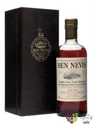 "Ben Nevis 1998 "" Cask 586 "" bott. 2013 aged 15 years Highlands whisky 56.1% vol.  0.70 l"