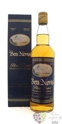 "Ben Nevis "" Blue label "" blended Scotch whisky 40% vol.    0.70 l"