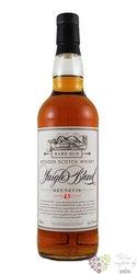 "Ben Nevis "" 1970 "" 43 years old single Blend Scotch whisky 44.5% vol.  0.70 l"