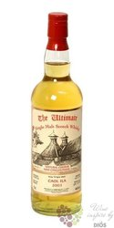 "Caol Ila 2003 "" Ultimate selection "" single malt Islay whisky 46% vol.  0.70 l"