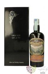 """Caol Ila 1981 """" Silver Seal """" aged 31 years single malt Islay whisky 54.2% vol.0.70 l"""