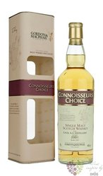 "Caol Ila 2001 "" Connoisseurs choice "" aged 13 years Islay whisky Gordon & MacPhail 43% vol.   0."
