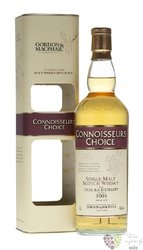 "Caol Ila 2003 "" Connoisseurs choice "" aged 13 years Islay whisky Gordon & MacPhail 43% vol.   0."