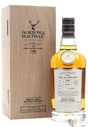 """Caol Ila 1988 """" Gordon & MacPhail Connoisseurs choice """" Islay whisky 51.4% vol.  0.70 l"""