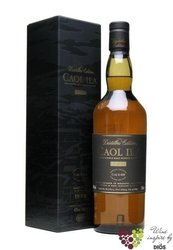 "Caol Ila 1998 "" Distillers edition "" bott. 2011 single malt Islay whisky 43% vol.  0.70 l"