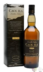 "Caol Ila 2004 "" Distillers edition "" bott. 2016 single malt Islay whisky 43% vol.  1.00 l"