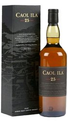 Caol Ila 1985 25 years old bott. 2010 single malt Islay whisky 43% vol.  0.70 l