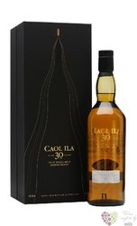 "Caol Ila 1983 "" ltd release "" aged 30 years single malt Islay whisky 55.1% vol.0.70 l"
