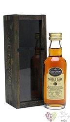 "Glengoyne 1986 "" Single cask "" 21 years old single malt Highland whisky 52.2% vol.    0.05 l"